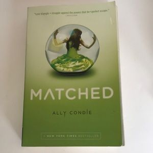 Book-Matched by Ally Condle